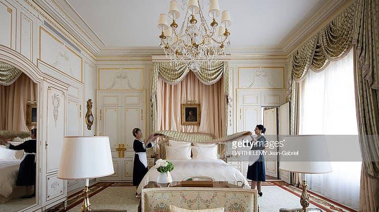 Jetzt kann man sich ein Stück «Ritz» erstehen: Das Luxushotel versteigert ganze Suiten