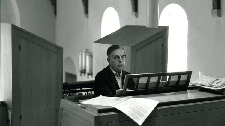 Neue Orgelmusik vom Balsthaler Komponisten Theodor Diener