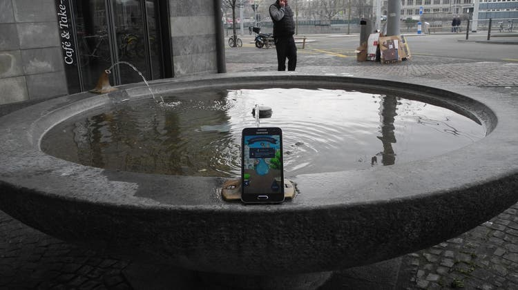 """""""A Tale of Wells"""": Unterwegs mit der Brunnen-App"""