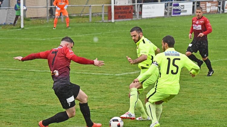 FC Wangen gewinnt gegen Rothrist mit 2:0