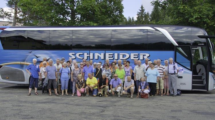 Pensioniertenausflug in den Schwarzwald
