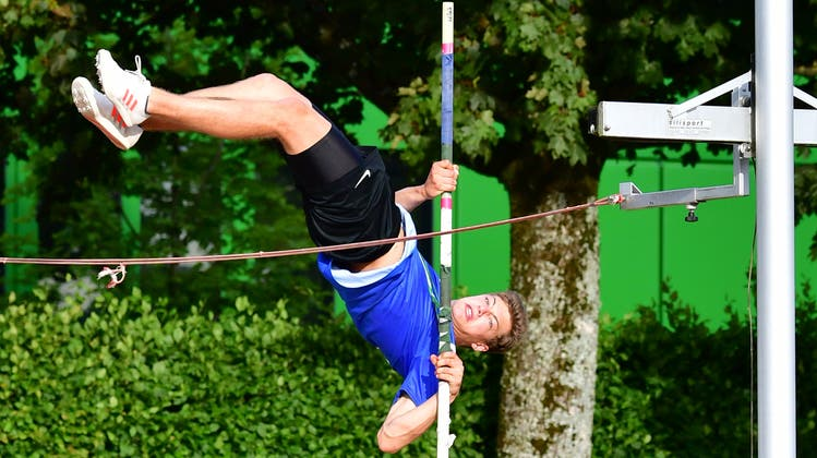 Zehn Goldmedaillen für Biberist aktiv an den Kantonalen Einkampfmeisterschaften
