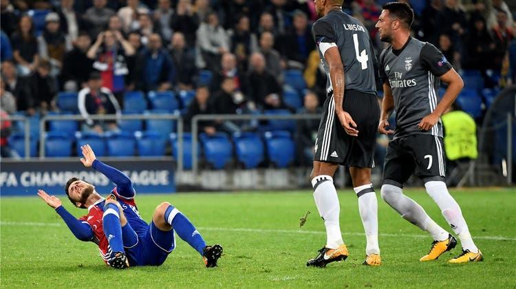Wie geht es beim FC Basel weiter ohne Ricky van Wolfswinkel?