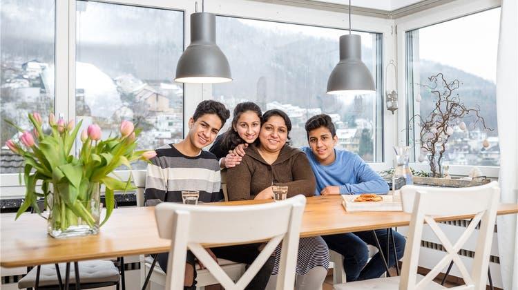 Leben im Ungewissen: Für Familie Mehar könnte jeder Tag der letzte sein in der Schweiz