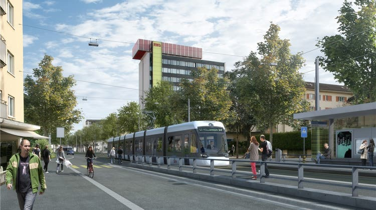 Neues Gesamtverkehrskonzept: Der Kanton Zürich will den ÖV-Anteil auf 40 Prozent steigern