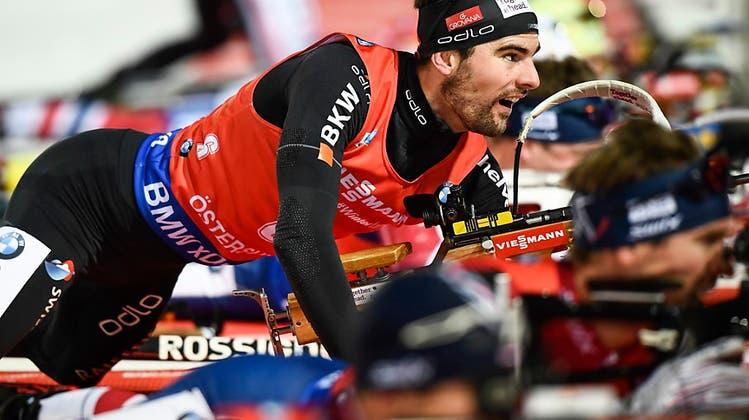 Erfolg für das Baselbieter Olympiateam – Mario Dolder schafft die Olympia-Qualifikation