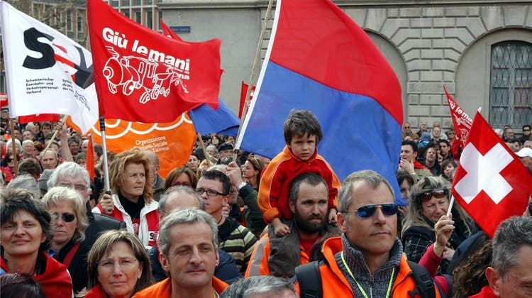 Die SBB wollen weg aus Bellinzona – es riecht nach Streik im Tessin