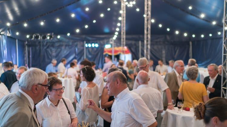 Sternstunde zum 175-Jahr-Jubiläum von Reinacher Unternehmer