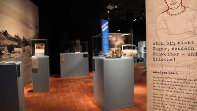 """""""Anders. Wo."""" - Migrationsgeschichten im Museum Burg in Zug"""