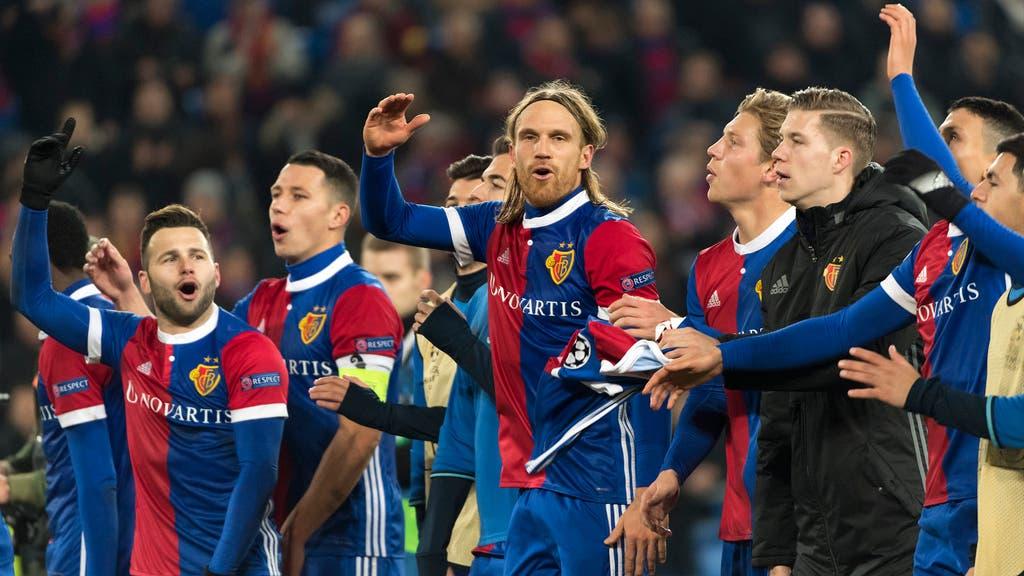 FC Basel - Manchester United, 22.11.2017