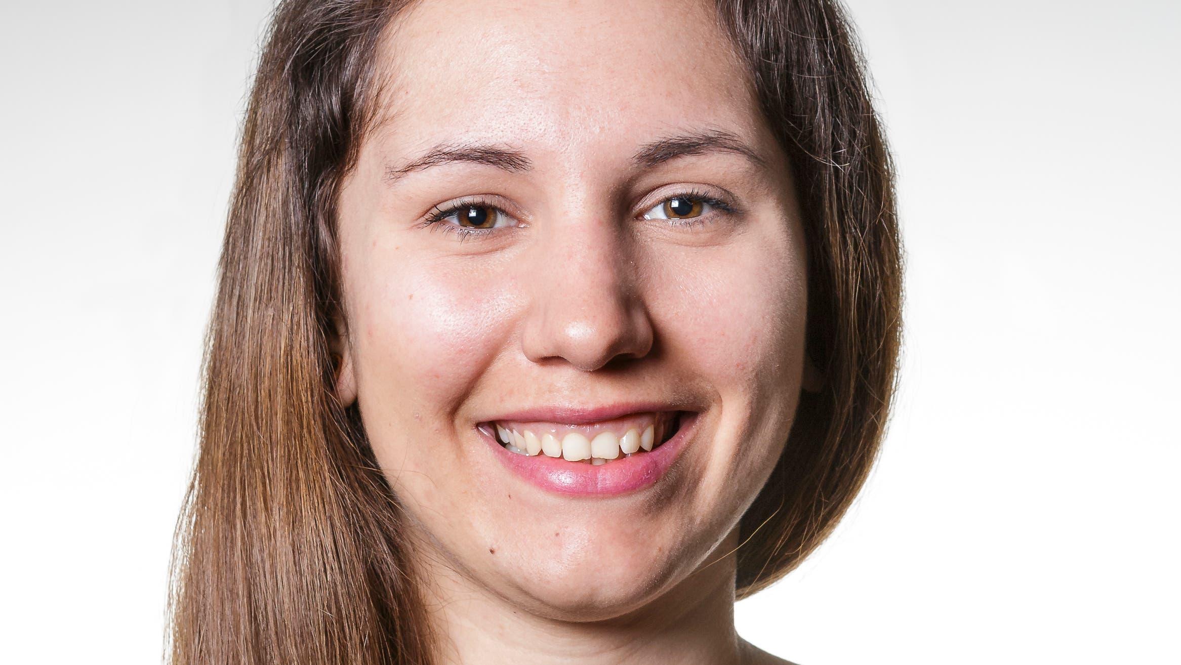 Auch die PH-Studentin Laura Schöni profitiert von der Sogwirkung von «Olten jetzt!»