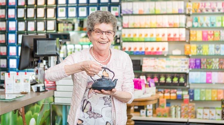 Wie diese Frau ihre «Tee-Egge» zum grossen Erfolg führte – und heute selber über sich staunt