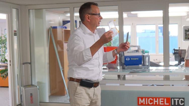 Mechatronikpark Muri: Konsequent auf Innovation getrimmt!