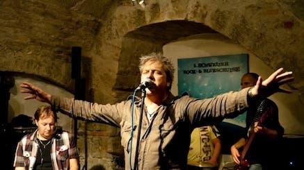 KBB sïdefin präsentiert: Fränk mit Bänd-Berner Mundart-Rock vom Feinsten