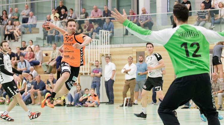 Unentschieden zum Saisonabschluss: Möhlin spielt gegen Stans 27:27