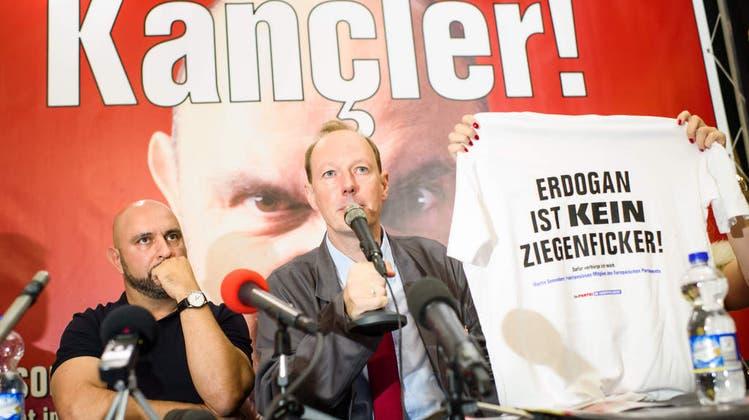 Somuncu will Kançler werden: Spasspartei «Die Partei» ist nicht immer lustig – und vielleicht sogar gefährlich