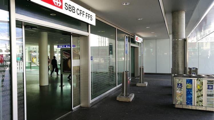 Bahnhof Effretikon wegen herrenlosen Rucksacks abgesperrt