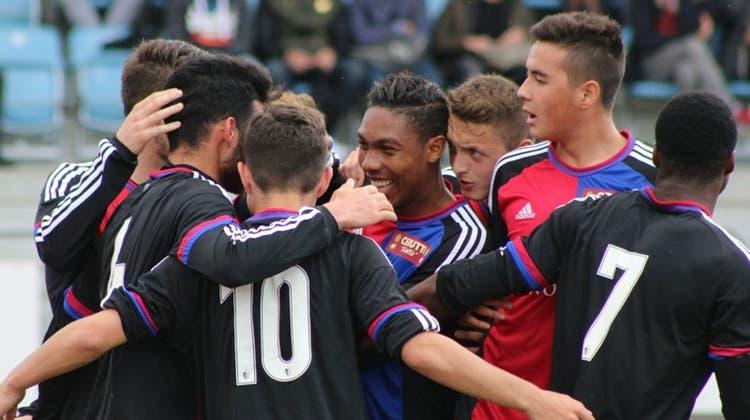 Mässiger Auftritt mit starkem Finish: FC Basel U21 gewinnt gegen SC YF Juventus