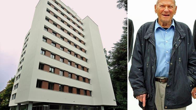 Architekt über Kantonsspital-Hochhaus: «Vor dem Auswandern wollte ich noch etwas Verrücktes machen»