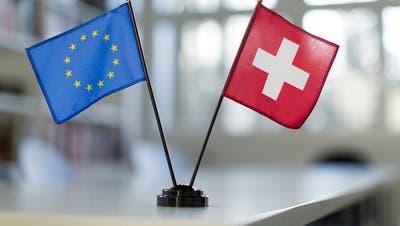 Rahmenabkommen: Regionale Wirtschaft steht hinter der Strategie des Bundesrates