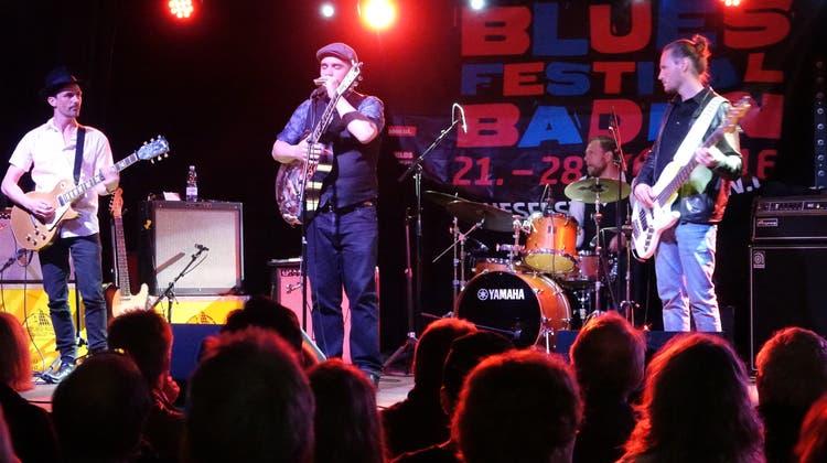 Am Eröffnungsabend des Bluesfestivals dreht sich alles um einen der grössten Bluesmusiker der Welt