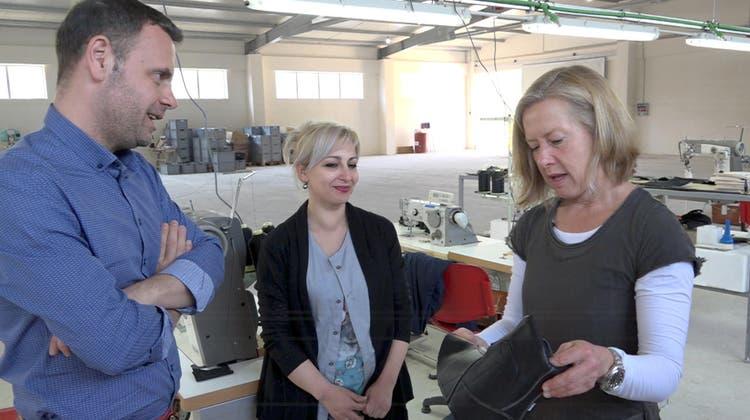 Aargauer Traditions-Unternehmen Künzli stellt seine Schuhe künftig in Albanien her
