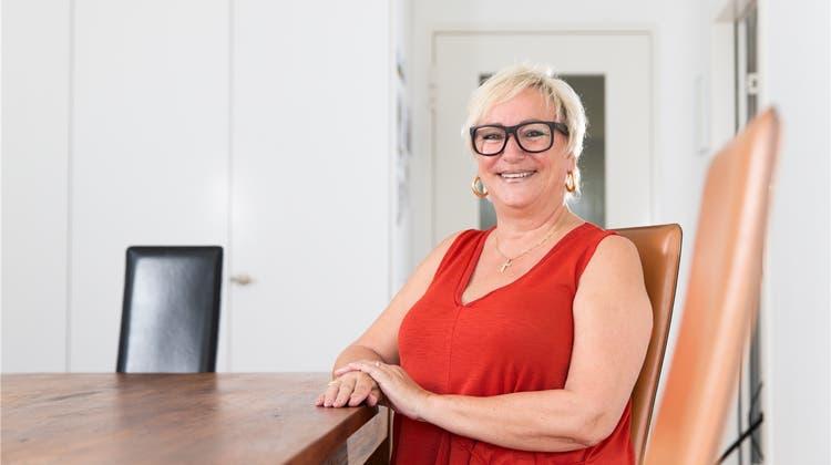 Diese Aargauerin gibt Langzeitarbeitslosen das Selbstwertgefühl zurück