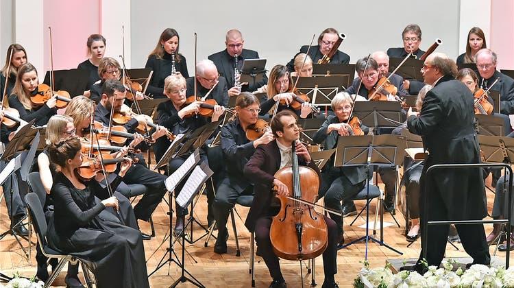 Sinfonieorchester zeigt sich stets von seiner besten Seite