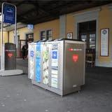 Abfallhaie: Vier Recyclingstationen für den Neumarktplatz