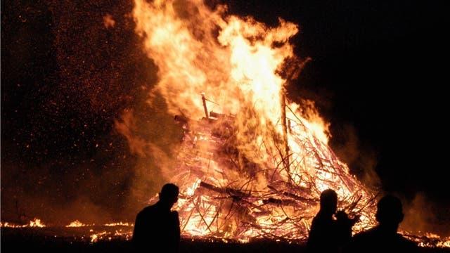 Als erste Aargauer Gemeinde hat sich Untersiggenthal dazu entschieden, das traditionelle 1.-August-Höhenfeuer im Boll abzusagen.