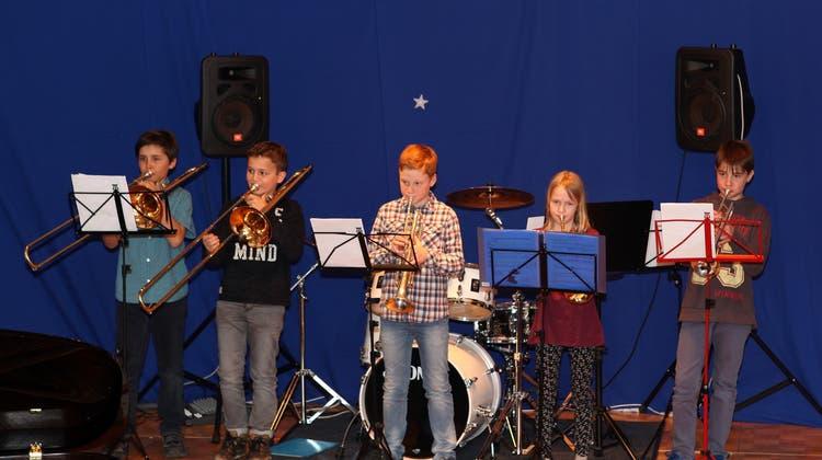 Frühlingskonzert der Musikschule Untergäu