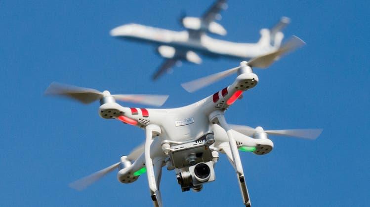 Flughafen Zürich: Mit dem Handynetz gegen gefährliche Drohnen