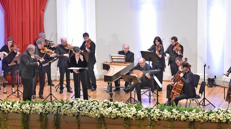 «Knusprig wie ein Brot» – das Gastspiel von L'Opera Stravagante erinnert an italienische Küche