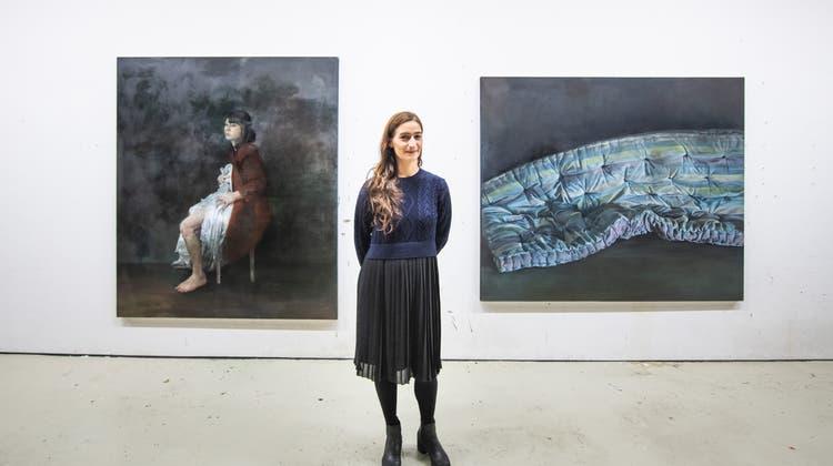 Im Atelier von Gergana Mantscheva: «Sowas Gutes will man sich nicht vermasseln»
