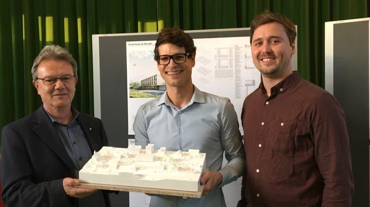Freiburger Nachwuchs-Architekten gewinnen Schulhaus-Wettbewerb