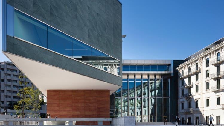 Drama hinter der Bühne in Luganos Kulturtempel