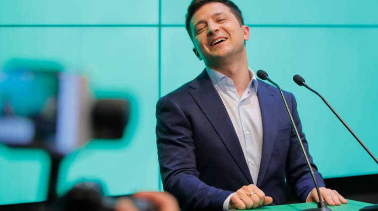Die Ukraine wählt die Hoffnung