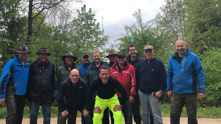 Lions Baumpflanz-Aktion im Balmis Lostorf