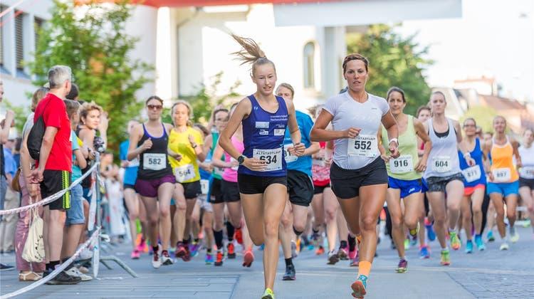 Lokal verankert: Aarauer Altstadtlauf hat beachtliche Entwicklung hinter sich