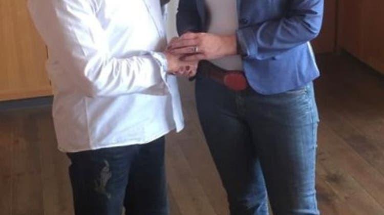Präsidiumswechsel bei der FDP: Karin Oertlin löst Martin Fessler ab