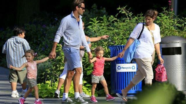 10x10 Fakten zu Roger Federer: «Ich kann sie gar nicht genug knuddeln»: Roger 10 Mal ganz privat