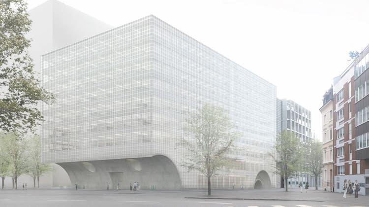 Basler Biomedizin-Neubau: Architekten fürchten Mehrkosten und Verzögerungen