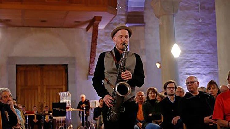 Vom Kirchen-Hall zum Kammgarn-Groove