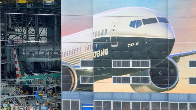 Boeings Verbindung ins Weisse Haus – Unternehmen kann auf Unterstützung der US-Regierung zählen