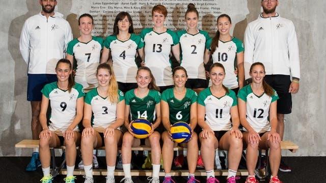 Die Volleyballsaison im Aargau kann beginnen