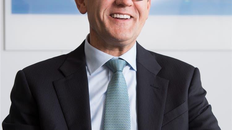 Der entlassene ABB-Chef Ulrich Spiesshofer könnte bis zu 24 Millionen erhalten