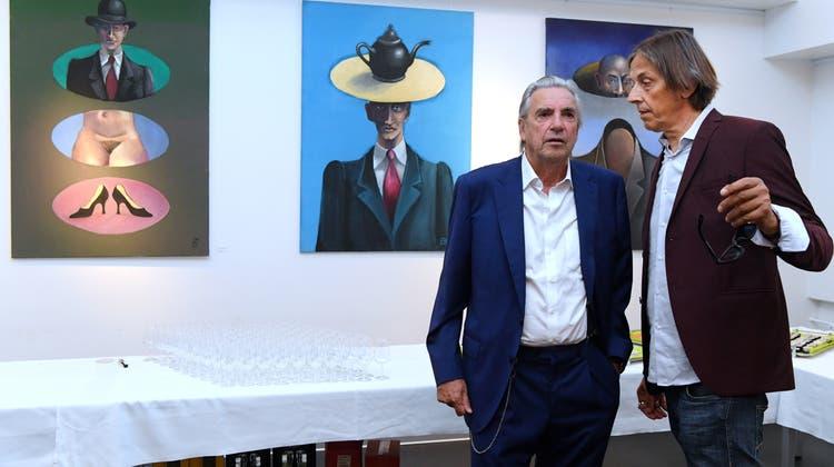 Es gibt keine Zweitauflage der abgehängten Kunstausstellung – Maler Jörg Binz verzichtet darauf