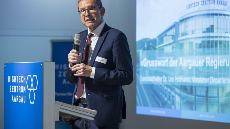 Aargauer Standortförderungsgesetz unbefristet weiterführen