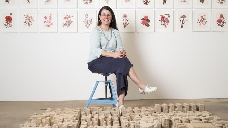 «Ich denke mit den Augen»: Für die Materialtüftlerin ist jeder Tag wie eine Offenbarung