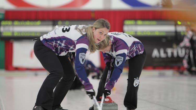 Weltklasse Frauencurling in Basel